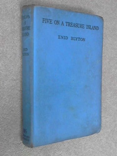 9780861636884: Five on a Treasure Island (The Famous Five Series I)