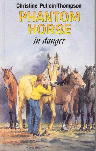 9780861638468: Phantom Horse in Danger