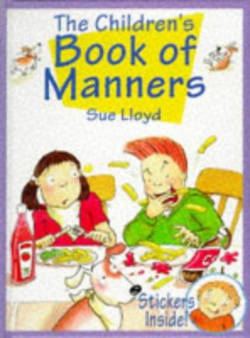 9780861638826: The Children's Book of Manners (Star Rewards)