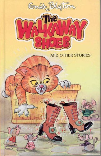 9780861639274: The Walkaway Shoes and Other Stories (Enid Blyton's Popular Rewards Series 8)