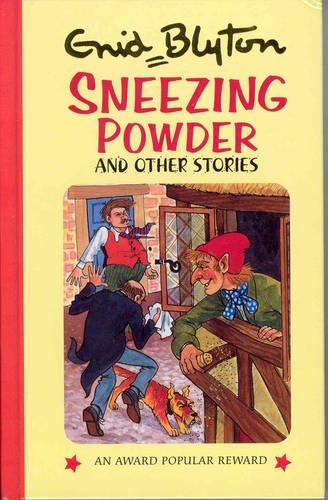 9780861639328: Sneezing Powder and Other Stories (Enid Blyton's Popular Rewards Series 8)