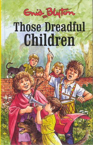 9780861639496: Those Dreadful Children (Mystery & Adventure)