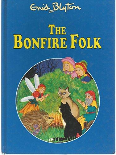 9780861639984: The Bonfire Folk (Enid Blyton's toddler's library)