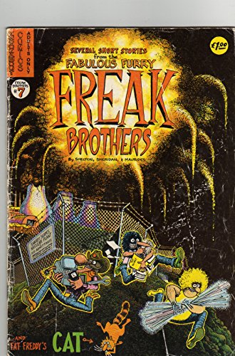 9780861660254: Freak Brothers: No. 7