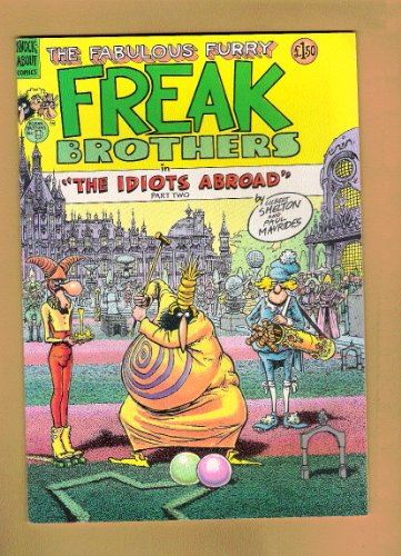 Freak Brothers: No.9 (0861660382) by Shelton, Gilbert