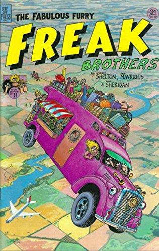 The Fabulous Furry Freak Brothers 11: Gilbert Shelton et