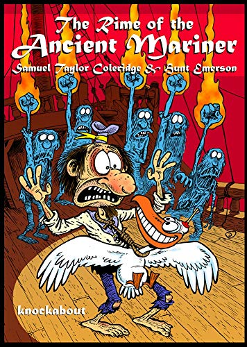 9780861660650: The Rime of the Ancient Mariner: Cartoons