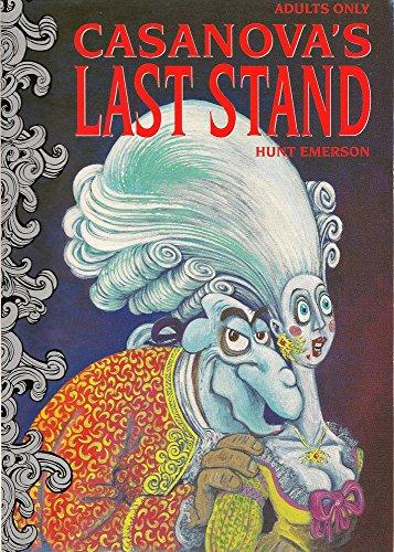 9780861661091: Casanova's Last Stand