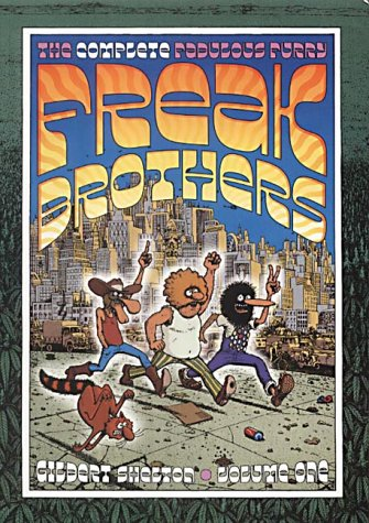 Complete Fabulous Furry Freak Brothers Volume 1