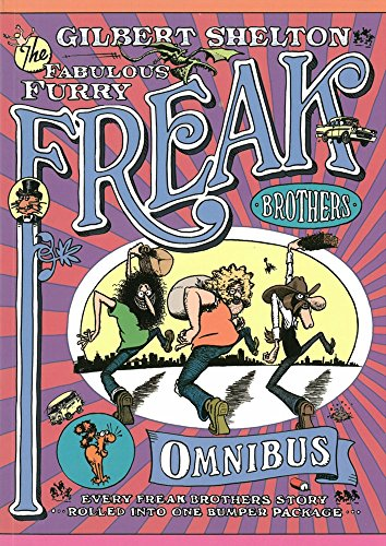 9780861661596: The Fabulous Furry Freak Brothers Omnibus