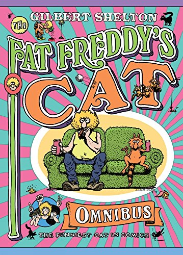 9780861661619: Fat Freddys Cat Omnibus