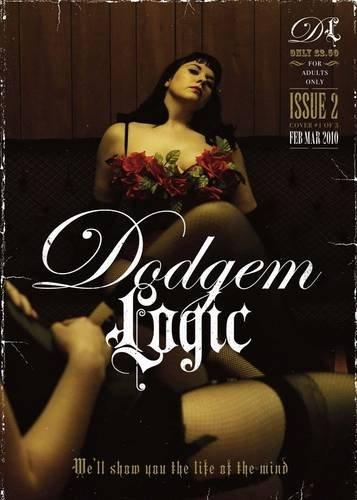 Dodgem Logic issue 2 (Cover #1 of 3) Feb-Mar 2010: Alan Moore