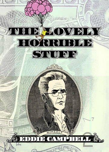 Lovely Horrible Stuff: Campbell, Eddie