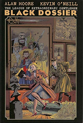 9780861661763: The League of Extraordinary Gentleman: The Black Dossier. Alan Moore & Kevin O'Neill