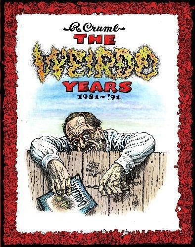 9780861662258: Weirdo Years 1981-'91