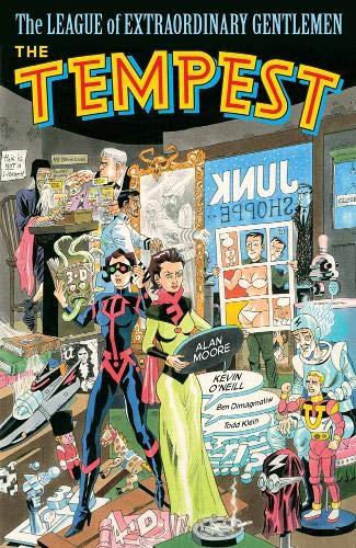 9780861662821: The League of Extraordinary Gentlemen Volume 4: The Tempest