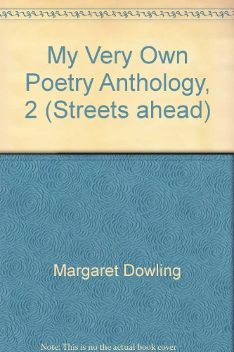 9780861678556: My Very Own Poetry Anthology, 2 (Streets ahead)