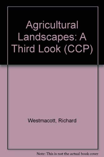 9780861704811: Agricultural Landscapes: A Third Look (CCP)