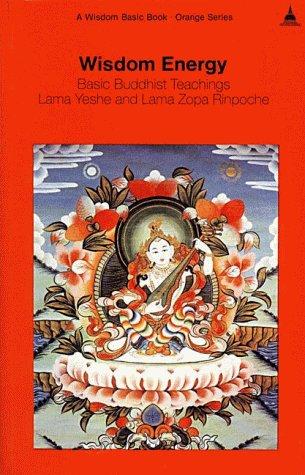 9780861710089: Wisdom Energy: Basic Buddhist Teachings (Wisdom Basic Book)
