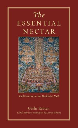 9780861710133: Essential Nectar: Meditations on the Buddhist Path (A Wisdom basic book. Orange series)