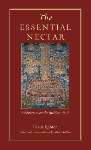 The Essential Nectar: Meditations on the Buddhist: Rabten, Geshe; Willson,