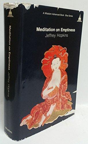 9780861710140: Meditation on Emptiness (A Wisdom Advanced Book)