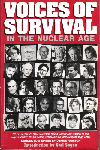 9780861710515: Voices of Survival in the Nuclear Age