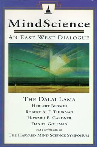 9780861710669: MindScience: An East-West Dialogue