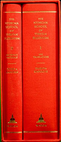 9780861710874: The Nyingma School of Tibetan Buddhism: Its Fundamentals and History, Two Volumes (Wisdom Advanced Book Blue)