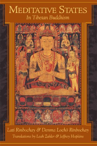 9780861711192: Meditative States in Tibetan Buddhism