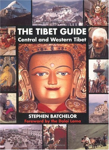9780861711345: The Tibet Guide: Central and Western Tibet