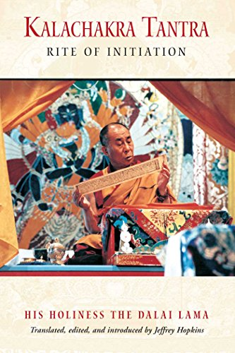 9780861711512: Kalachakra Tantra: Rite of Initiation : For the Stage of Generation : A Commentary on the Text of Kay-Drup-Ge-Lek-Bel-Sang-Bo by Tenzin Gyatso, the Fourteenth Dalai lama