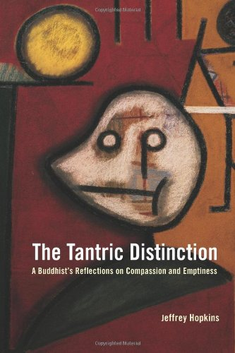 9780861711543: The Tantric Distinction: A Buddhist's Reflections on Compassion and Emptiness