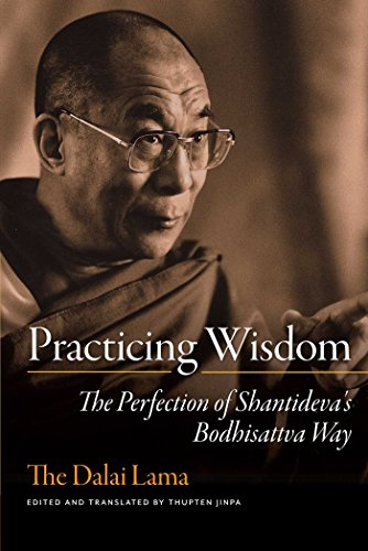 9780861711826: Practicing Wisdom: The Perfection of Shantideva's Bodhisattva Way