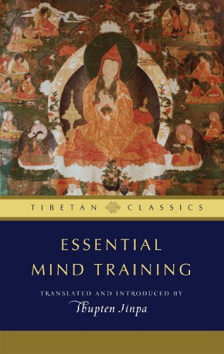 Essential Mind Training: Thupten Jinpa (introduced and translated)