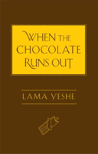 9780861712694: When the Chocolate Runs Out
