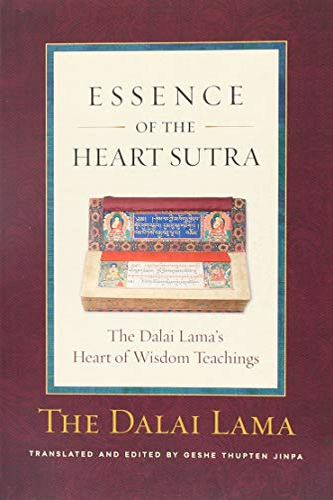 9780861712847: The Essence of the Heart Sutra: The Dalai Lama's Heart of Wisdom Teachings