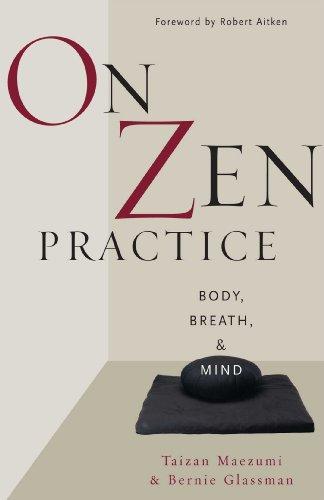 9780861713158: On Zen Practice: Body, Breath, Mind