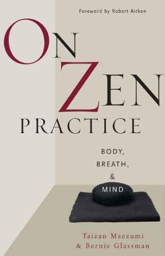 9780861713158: On Zen Practice: Body, Breath and Mind