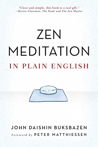 Zen Meditation in Plain English (9780861713165) by John Daishin Buksbazen