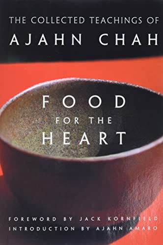 9780861713233: Food for the Heart: The Collected Teachings of Ajahn Chah