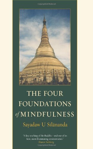 9780861713288: The Four Foundations of Mindfulness