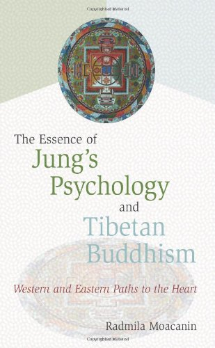9780861713400: The Essence of Jung's Psychology and Tibetan Buddhism: Western and Eastern Paths to the Heart