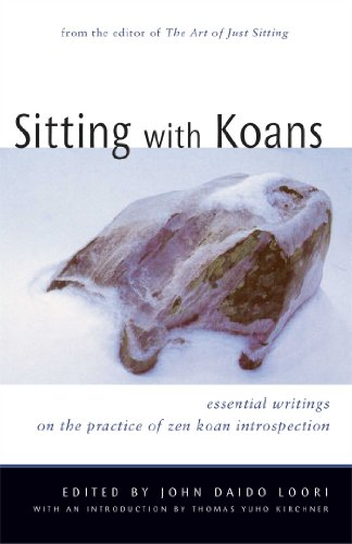 9780861713691: Sitting With Koans: Essential Writings on Zen Koan Introspection