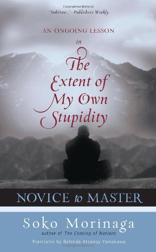 Novice to Master: An Ongoing Lesson in the Extent of My Own Stupidity: Soko Morinaga