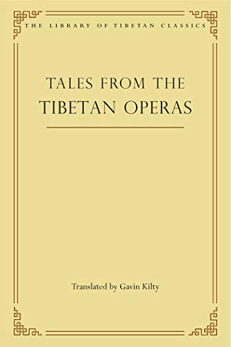 9780861714704: Tales from the Tibetan Operas
