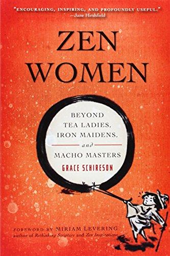 9780861714759: Zen Women: Beyond Tea Ladies, Iron Maidens, and Macho Masters
