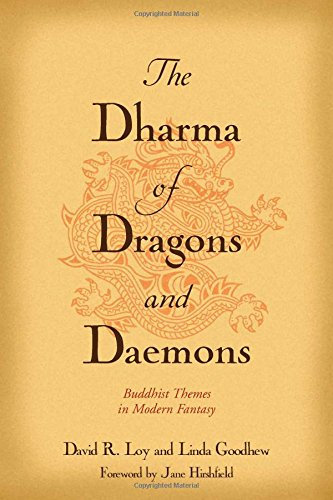 9780861714766: The Dharma of Dragons and Daemons: Buddhist Themes in Modern Fantasy