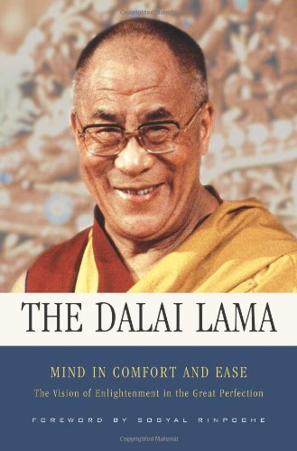 9780861714933: Mind in Comfort and Ease: The Vision of Enlightenment in the Great Perfection