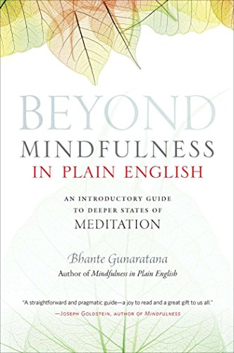 9780861715299: Beyond Mindfulness in Plain English: An Introductory Guide to Deeper States of Meditation